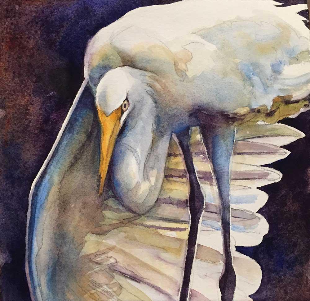 teaching bird painting rene s rene eisenbart